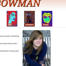Picture of toribowman.com